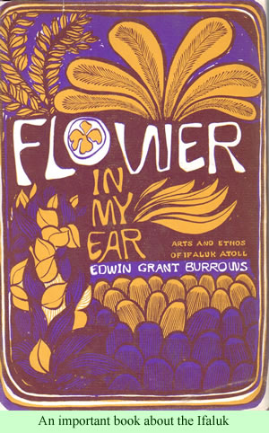 Flower in My Ear, by Edwin Grant Burrows